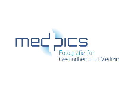 Logodesign medpics.at