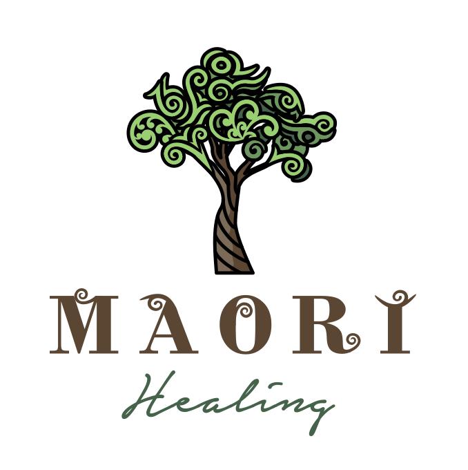 Maori-Healing Logo