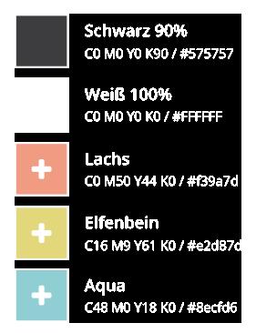 Schmeckerei Design Farbschema