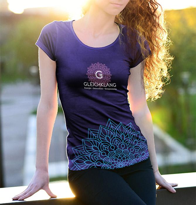 Gleichklang Branding: T-Shirts